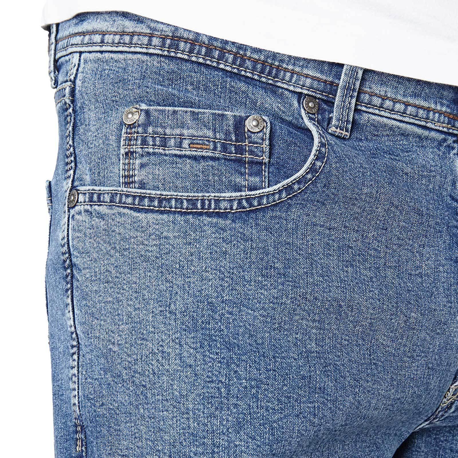 Top PIONEER Rando 1680 alla alla alla moda stretchdenim Straight Cut Stonewash 34c3a9