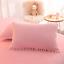 Doona-Quilt-Cover-Set-Luxury-Plush-Shaggy-Duvet-Faux-Fur-Home-Pillow-Case-Sheet miniature 5