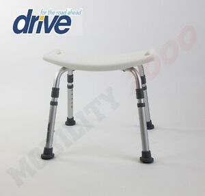 Deluxe Shower Stool Bath Bench By Drive Medical Ebay