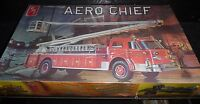 Amt American Lafrance Aero Chief Fire Truck 1/25 T514 Model Car Mountain Old