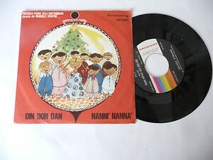 PICCOLO-CORO-ANTONIANO-M-VENTRE-034-DIN-DON-DAN-disco-45-giri-PRIMARY-It-1965-034