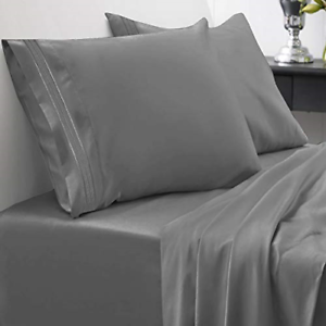 Image Is Loading 1800 Thread Count Sheet Set Soft Egyptian Quality