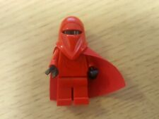 RED HANDS LEGO ROYAL GUARD BESTPRICE +GIFT DEATH STAR 10188-2001 NEW