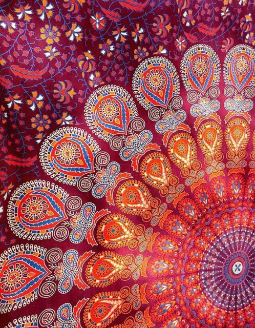 Mandala Tapestries, Hippie Wall Tapestries, Indian Tapestry Wall Hanging, decor
