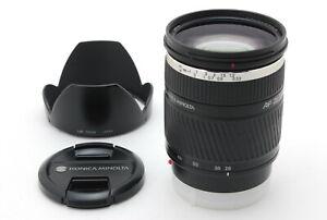 Mint-Konica-Minolta-Af-Zoom-28-75mm-F-2-8-D-pour-Minolta-Maxxum-Sony-Alpha