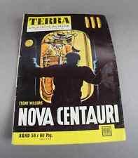 TERRA Utopische Romane - Band 59 - Nova Centauri  - von F.  Williams ~ 1958 /154