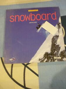SNOWBOARD PATRICIA OUDIT