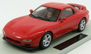 LS-COLLECTIBLES 1/18 MAZDA | RX-7 1994 | RED