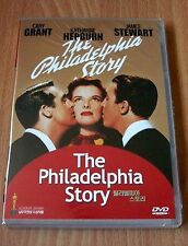 The Philadelphia Story - All Region Compatible Cary Grant, Mark Cheng  NEW