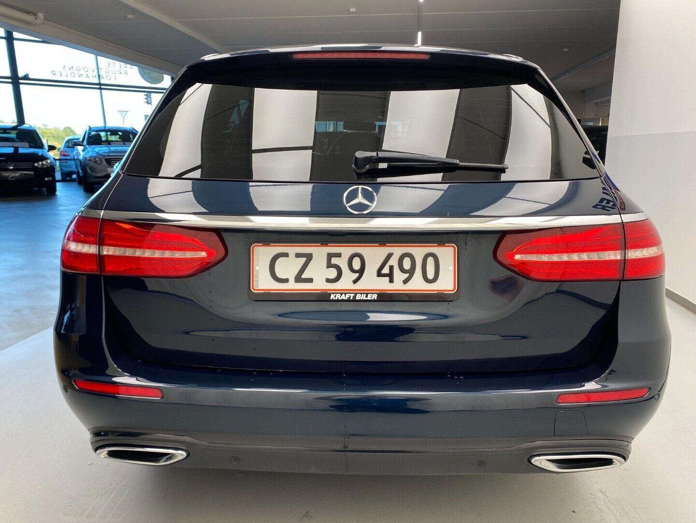 Billede af Mercedes E220 d 2,0 Avantgarde stc. aut.