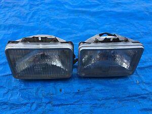 Wagner Sealed Beam High Low Beam Headlights Oem Headlight