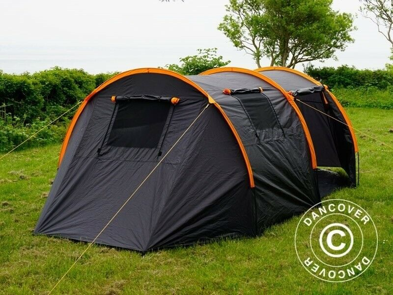 Campingtelt Festivaltelt, TentZing® Tunnel, 4...