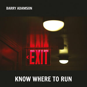 Barry-Adamson-know-where-to-run-2016-UK-VINYL-LP-Deluxe-livret-Scelle-Neuf