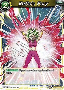 Dragon Ball Super Card Game BT7 Assault of the Saiyans FOILS