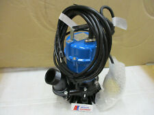 Tsurumi Hsz24s 62 2 Auto Submersible Trash Pump With Float 53gpm 115v 39 Head