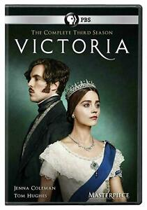Victoria-The-Complete-Third-Season-Masterpiece-New-DVD-3-Pack
