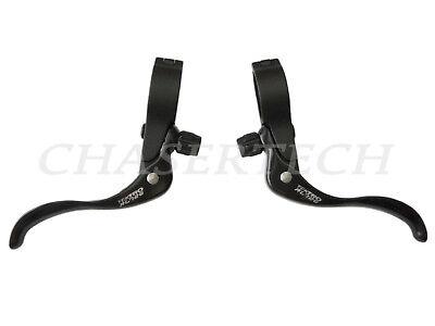 Tektro RL726 Cross Top Brake Levers Black Set 26.0mm Clamp Road Fixed Cyclocross