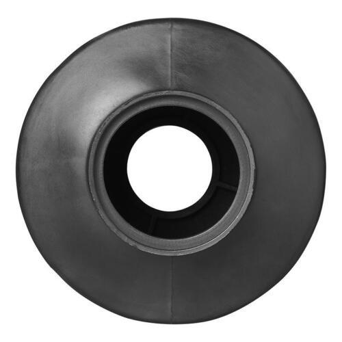 Faltenbalg Auflaufeinrichtung PkwAnhänger Balg Gummidichtung Alko 30//40mm L=100
