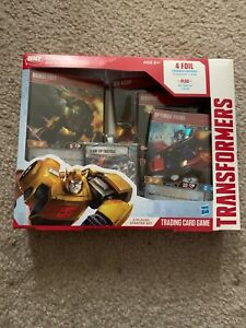 Transformers-TCG-Autobots-Starter-Set-NEW-amp-Sealed