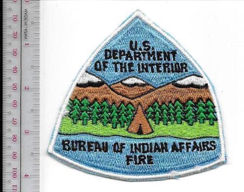 American Indian Hotshot Wildland Firefighter Bureau of Indian Affairs BIA Forest