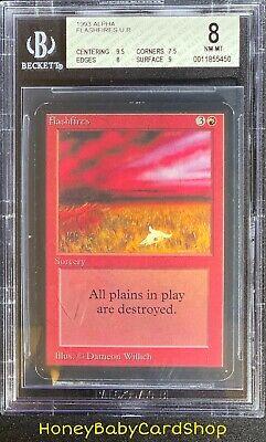 Flashfires MTG Magic The Gathering Old School BETA Edition