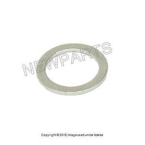 For BMW E31 E34 E36 E38 E39 Seal Ring-Drain Plug 30 X 36 X 2 mm 24 11 1 219 126