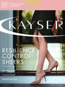 2484871d89427 Image is loading WOMENS-5-PACK-KAYSER-RESILIENCE-CONTROL-SHEERS-Stockings-