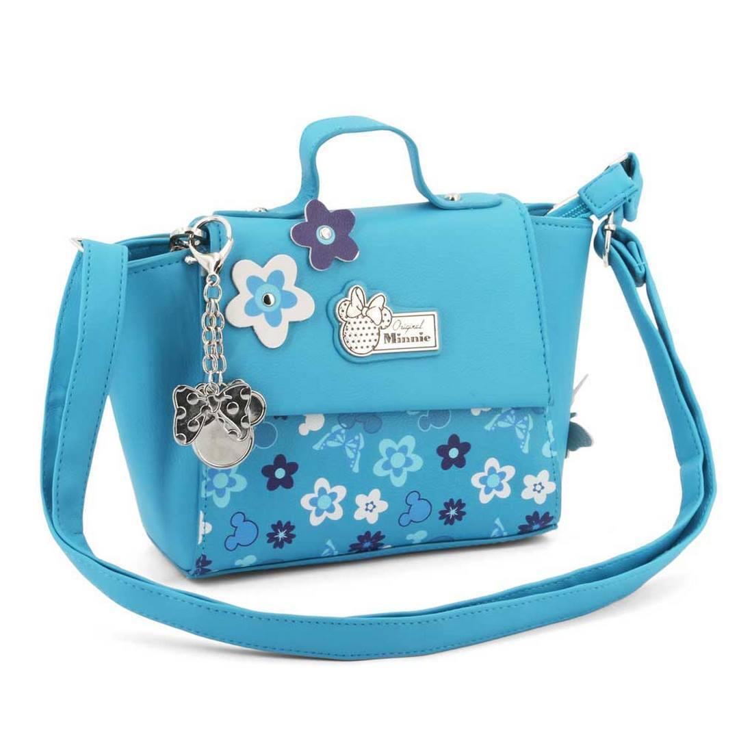 Minnie maus handtasche fresh 24cm X 15.5cm X 8.5cm | Hohe Qualität und günstig  | Schöne Kunst  | Outlet Online Store