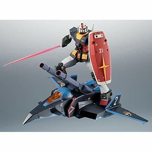 ROBOT SPIRITS lato Miss RX782 GUNDAM & GFIGHTER VER a.n.i.m.e. reale TIPO DI ColoreeeE
