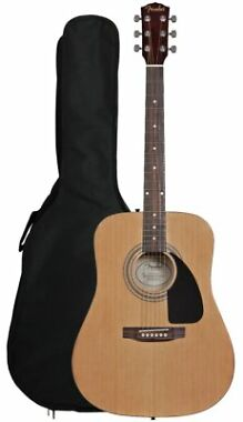 Fender Full Size Dreadnought Acoustic Guitar