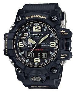 CASIO-G-Shock-Limited-Edition-Black-Solar-Mudmaster-Mens-Watch-GWG-1000-1ADR