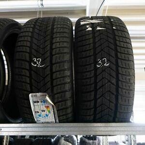 2x-Pirelli-Sottozero-Hiver-3-235-35-r20-92-W-pneus-hiver-DOT-4619-nouveau
