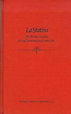 Statira by Pietro Ottoboni and Alessandro Scarlatti : The Textual Sources, with