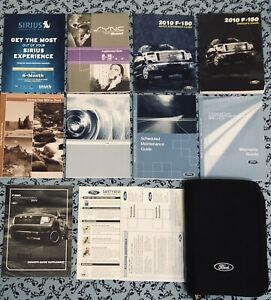 2010-2014 FORD F-150 SVT RAPTOR OWNERS MANUAL w SYNC GUIDE ...