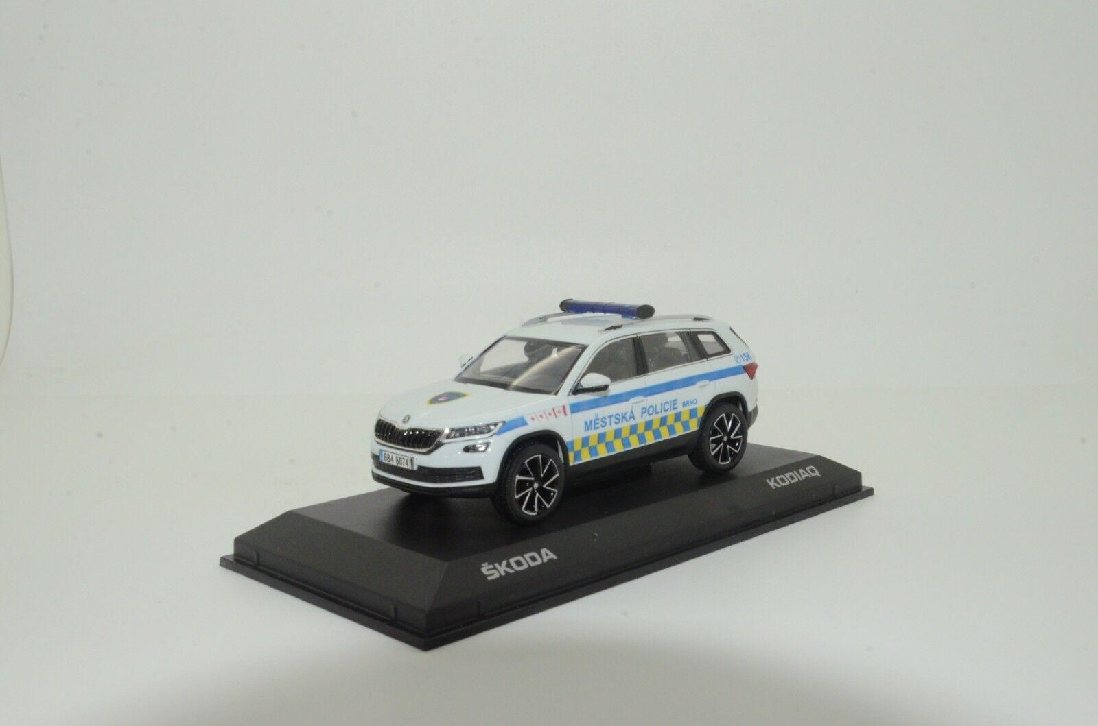 Rara Skoda kodiaq mestska POLICIE Brno policía Hecho a Medida 1 43