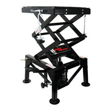 Motorcycle Cycle Dirt Bike ATV Scissor Floor Jack Lift Center Stand 2yr. Warr
