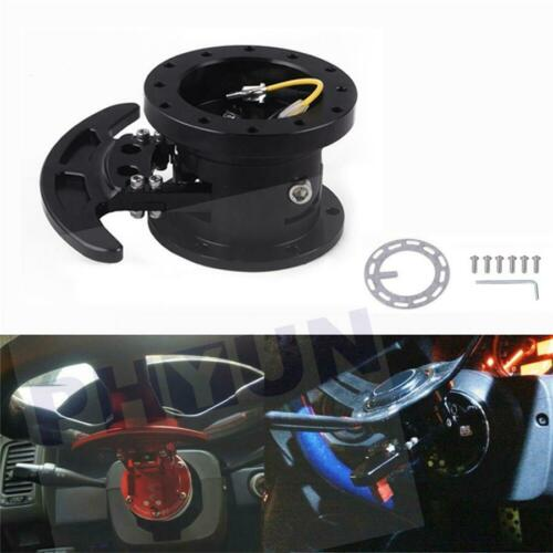 Wheel Quick Release Hub Kit Adapter Body Removable Snap Off Boss Kit Universal
