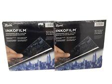 20 Pcs Lumi Inkofilm Transparent Inkjet Film 85in X 85in
