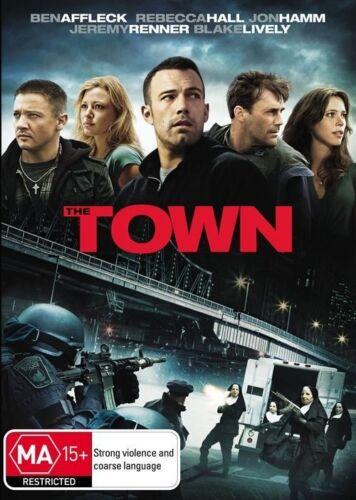 1 of 1 - The Town Region 4 DVD, 2011 New & Sealed Ben Affleck John Hamm