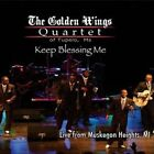 Keep Blessing Me: Live from Muskegon Heights, MI by The Golden Wings Quartet (CD, 2009, 4 Winds)