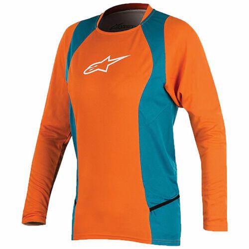 M Alpinestars Womens Stella Drop 2 Long Sleeve Jersey XS L XL S