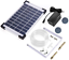 thumbnail 7 - Lewisia 5W Solar Air Pump Kit Battery With Air Hoses And Bubble Stones 3 Modes