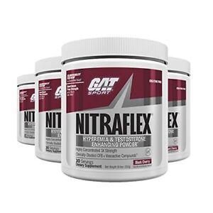 GAT-NITRAFLEX-7-14-28-Servings-Pre-workout-Black-Cherry