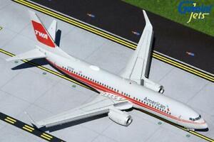"G2AAL473F - Gemini Jets 1/200 American Airlines Boeing 737-800 ""TWA Heritage Liv"