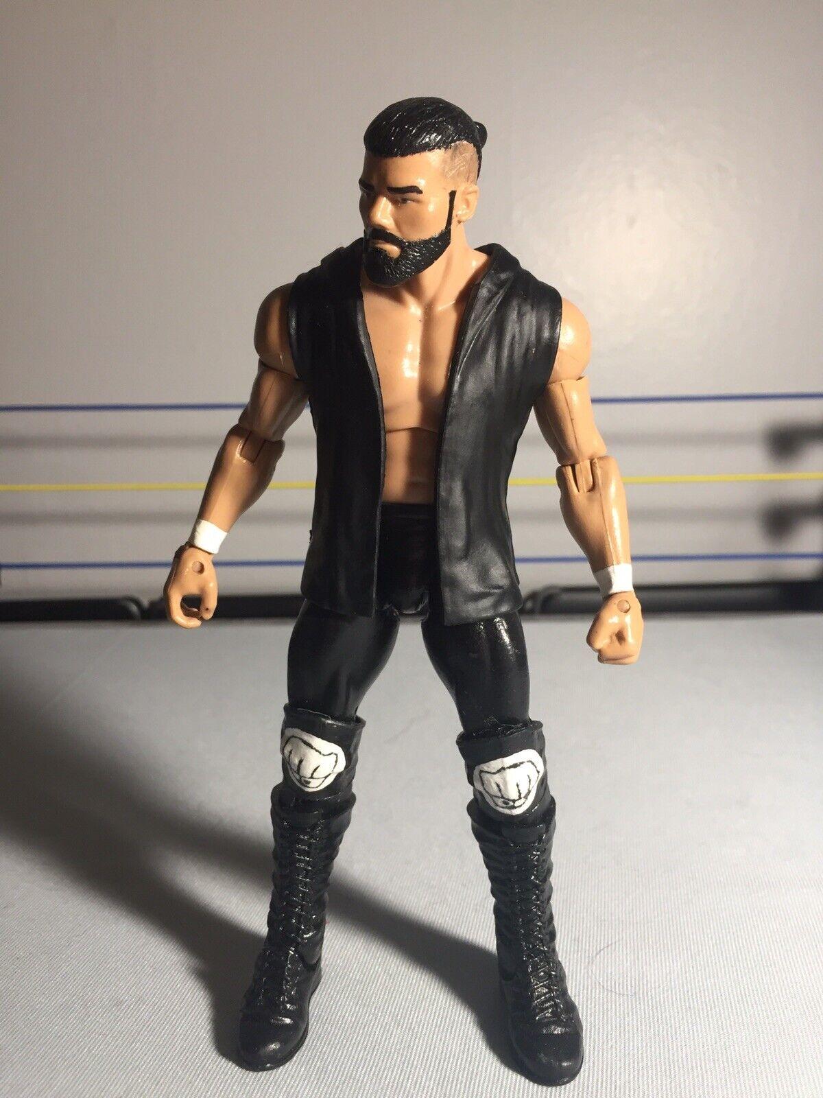 WWE Mattel Elite erade Cien Almas Wrestling azione cifra NXT nuovo Japan