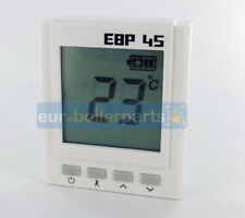 Digital Room Thermostat For Boilers (Central Heating) Volt Free Brand New