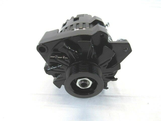 Chevy Gm Left Mount Serpentine 130 Amp High Output