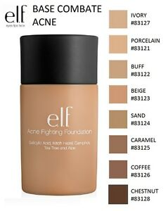 acne fighting foundation