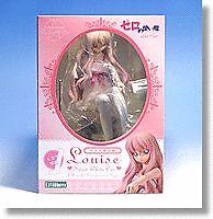 1//6 Scale Figure Anime US SELLER NEW Kotobukiya Louise Sweet White Ver