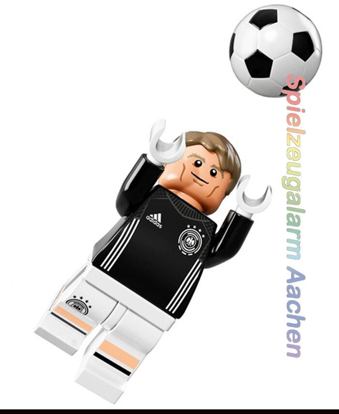 Lego Figur 1 Neuer Torwart Dfb Em 2016 Fussball Nationalmannschaft